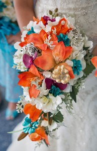 Multi Broach Bouquet